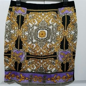 Laundry by Shelli Segal Skirts - Laundry By Shelli Segal Polyester Lined Skirt Sz 6